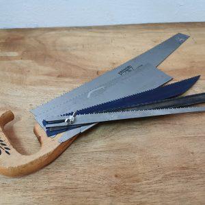 เลื่อยชุด 5 ใบมีด ด้ามไม้