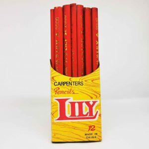 ดินสอเขียนไม้ Lily