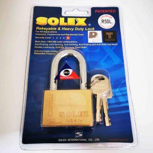 กุญแจ Solex R50L