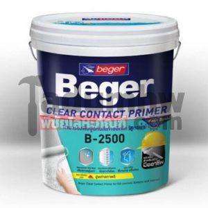 น้ำยารองพื้นปูนทับสีเก่า (สูตรน้ำ) B-2500